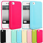 ULTRA THIN GEL SILICONE WITH DUST PLUG CASE COVER FOR IPHONE 4G 4S +SCREEN GUARD