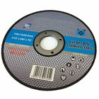 115mm Thin metal cutting discs, stainless steel cutting discs ultra thin  4 1/2""