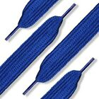 Royal Blue Shoelaces Flat, Fat, Round Style by Shoe String King choose your lace