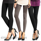 °°°WOW°°° Damen Leggings Baumwolle LYCRA® Gr. S M L XL Leggins