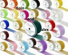 Choice of Colour Wired Chiffon ORGANZA Ribbon 70, 50, 30mm Wide x 20m Long