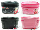 Betty Boop Vanity Cosmetic Case Box Bag Holder Zipper Closure - New