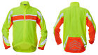 Polaris RBS Hi Viz Reflective Cycling Jacket All Sizes