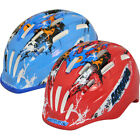 NEW BOYS GIRLS MOUNTAIN BIKE BICYCLE CYCLE HELMET BI ADJUSTABLE KIDS CHILDRENS