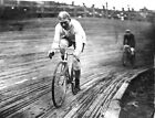 1909 VINTAGE BICYCLE RACE VELODROME PHOTO Vintage Historical Largest Sizes