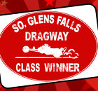 So. Glen Falls Dragway Vintage Style Drag Racing T Shirt Rat Rod Dragster Speed