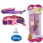 4 Size Disney Princess Pet Dog Lead  with Clip for Collar Harness lead