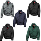 New RESULT Mens Waterproof Leisure Bomber Blouson Jacket in 8 Colours S - 3XL