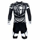 New Mens cycling jersey+Short Biking Clothing Suit Paladinsport Ganelon S-3XL