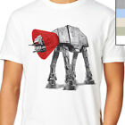 DOG CONE WALKER T-Shirt. Funny Starwars, AT-AT Imperial Darkside Pet Darth Vader