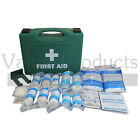 1-50 Person HSE First Aid Kits & Refills - Business Workplace Home Office Kits