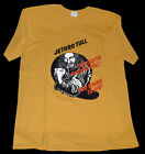 JETHRO TULL SHIRT Too Old to Rock 'n' Roll: Too Young to Die! aqualung anderson