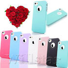ULTRA SLIM LOVELY CUTE LOVE HEART PHONE CASE COVER SKIN FOR IPHONE 4G 4S / 5G 5S