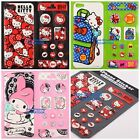 HELLO KITTY MY MELODY IPHONE 5 STICKER PHONE PROTECTION STICK FOR BACK & BUTTON