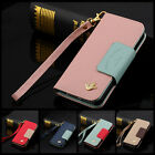 Holder Bird Leather Flip Wallet Card Case Cover for Samsung Galaxy Note 3 N9000