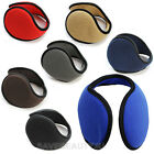 Winter Unisex Earmuffs Earwarmers Ear Muffs Wrap Earband Behind the Ear Style