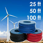 10 Gauge AWG UL Listed Copper Wire Cable for Wind Turbine Generator Solar Panels