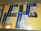 CHELSEA HOME PROGRAMMES FROM 1964/5 - CHOOSE FROM LIST  INC LEAGUE CUP FINAL