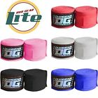 LITE PAIR OF WRAPS FOR MMA KICKBOXING SPORTS TRAINING 2.5m