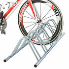 1 2 3 4 5 BIKE BICYCLE CYCLE FLOOR MOUNT RACK STAND SECURE STORAGE BIKES