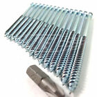 TRADE ZINC FINE THREAD DRYWALL / PLASTERBOARD SCREWS - SHARP POINT - ALL SIZES