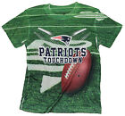 New England Patriots TOUCHDOWN NFL Youth T-Shirt Shirt, Green
