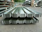 Metal Roofing Sheets & Wall Cladding Panels Box Profile Steel (Green or Grey)