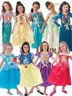 Official Disney Princess Fancy Dress Costume Girls Outfit Childrens Childs Kids