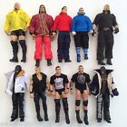 WWE Loose Wrestling Figure: Mattel Series: Choice of Figure & Clothing Accessory