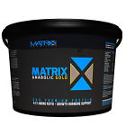 MATRIX ANABOLIC GOLD WHEY PROTEIN 2.25KG ALL FLAVOURS BY MATRIX NUTRITION