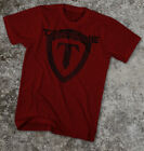Torque Gravity Shield T-Shirt (Cardinal Red) - mma bjj ufc