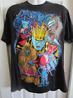 """Hot Topic: Voltron """"ENEMIES UNITED TOGETHER"""" T-Shirt"""