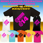 NEW BENIDORM 2014 MENS HOLIDAY T SHIRT VEST - LADS ON TOUR, STAG....