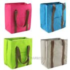 Portable Picnic Lunch Brunch Storage Bag Carry Tote For Cooler Travelers Large