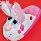 NEW Girl's Youth's STOMPEEZ PUPPY Pink/White Slippers Slip On Casual Shoes