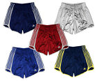 Adidas Womens Athletic Mesh DATTO Shorts Work Out Basketball Bottoms