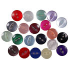 Fisheye Basic Buttons - Colour and Size Choice
