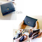 JS HOt Multi Color Fashion Cute PU Leather Purse Wallet For Coin Card Holder