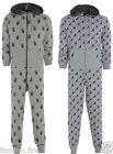NEW UNISEX BOYS & GIRLS ONESIE ALL IN ONE JUMPSUIT ON SALE AGE 11-15