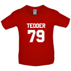 Tedder 79 - Kids / Childrens T-Shirt - Ryan - Republic - 8 Colours