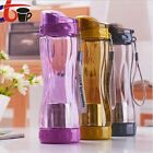 Tea Maker Travel Sport Bike Water Bottle Cup Tea INFUSER Filter Tea Bottle 550ml