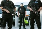 New Mens Police Security MOD Army Combat Cargo Trousers Black or Navy Blue