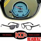 KD's Original Biker Readerz Sunglasses Cheaters Readers Glasses Bifocal Style