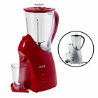 Deni Easy Pour Blender 500W 2-Speed 56oz Dispenses into Bonus Cup Choose Color