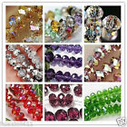 NEW 18 Colors Swarovski Crystal Loose Beads 3MM--12MM