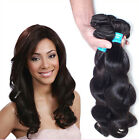 100g/Bundle 6A Weave Unprocessed Virgin Peruvian Human Hair Extensions Body Wave