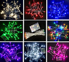 3M/30 4M/40 5M/50 10M/80 LED AA Battery String Fairy Lights Xmas Wedding Decor
