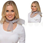 1950s GREY NECK SCARF FANCY DRESS OUTFIT COSTUME WOMENS  HEN NIGHT JIVE GREASE Z