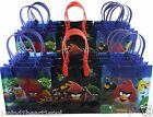 Rovio Angry Birds Party Favor Bags Goodie Loot Tote Candy Treats Gift - New