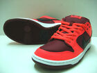 NIKE SB DUNK LOW PRO 304292-606 LASER CRIMSON / BLACK-TEAM RED